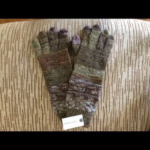 NWT Knit Gloves
